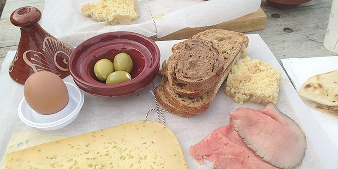 rotterdam lunch fenix