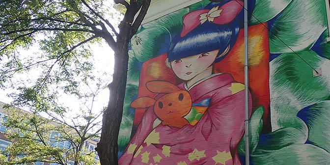 rotterdam street art route