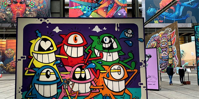 nederland street art amsterdam