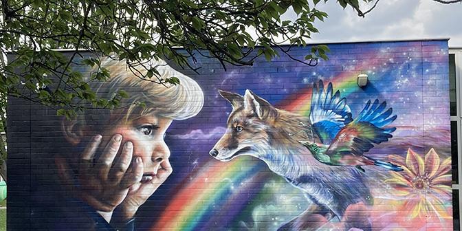 straatkunst heerlen palemigerboord