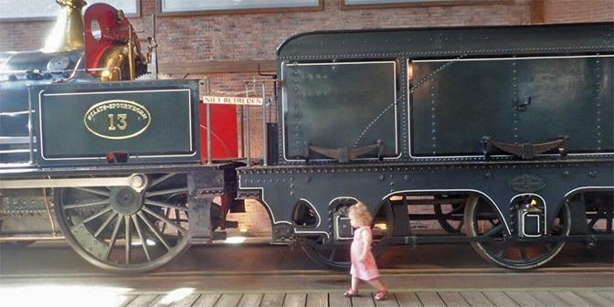 utrecht spoorwegmuseum
