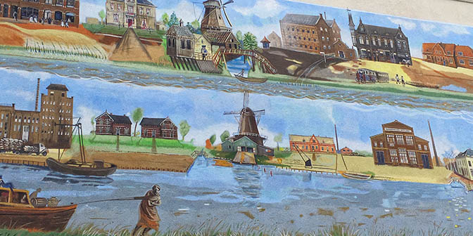 street art utrecht rivierenwijk