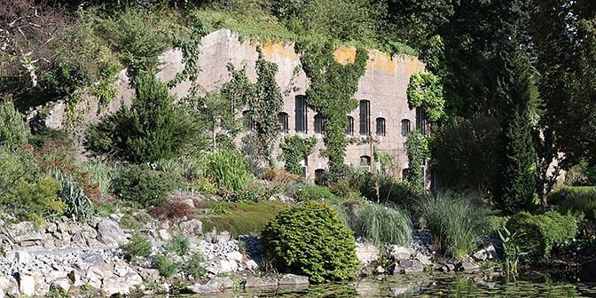 fort botanische tuin utrecht