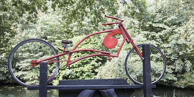 fietsen nieuwe hollandse waterlnie