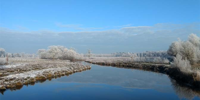 winters overijssel