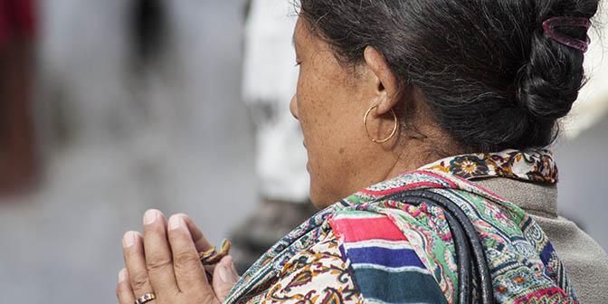 pelgrim nepal