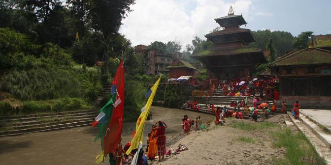 Gokarna Mahadev Tempel