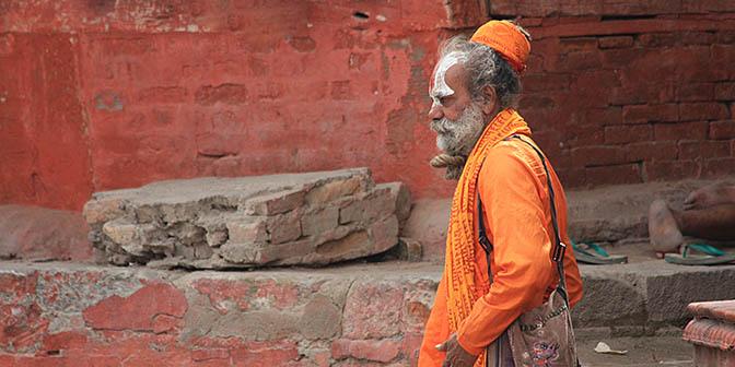 sadhus kathmandu