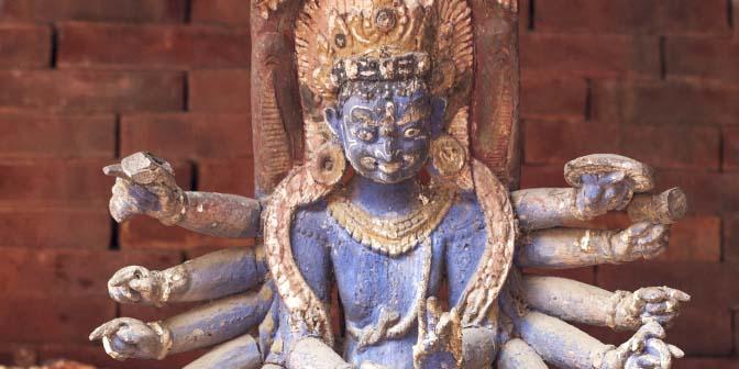 houtsnijwerk patan nepal