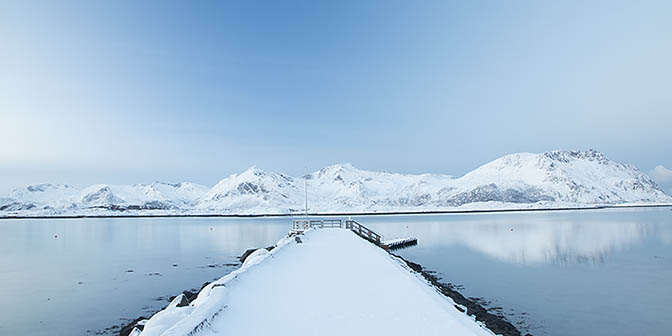 lofoten winter roadtrip