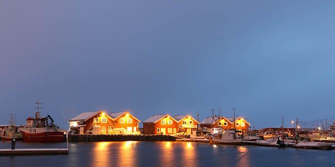 jachthaven bodo noorwegen
