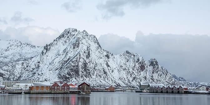 noorwegen lofoten eiland