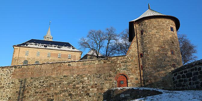 akershus kasteel en fort