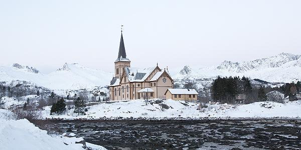 vagan lofoten noorwegen