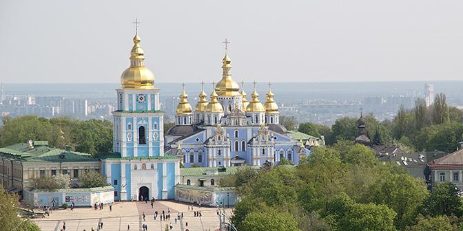 klooster kiev oekranie