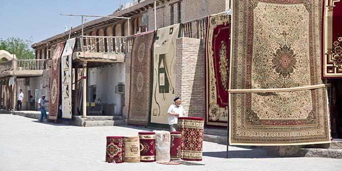 zijderoute bukhara