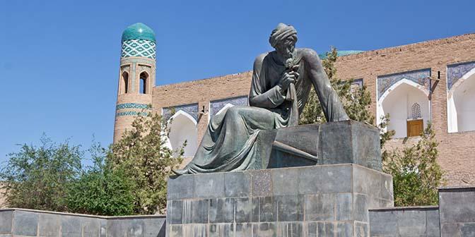 stnadbeeld heerser oezbekistan