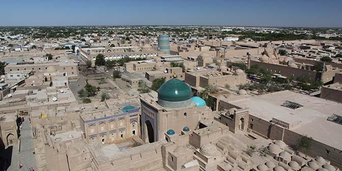 reistips oezbekistan
