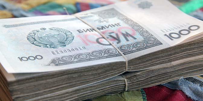 oplichting geld oezbekistan