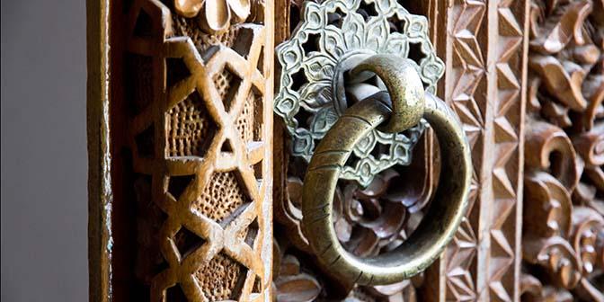 moskee samarkand