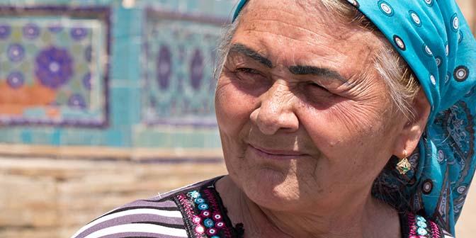 bevolking oezbekistan