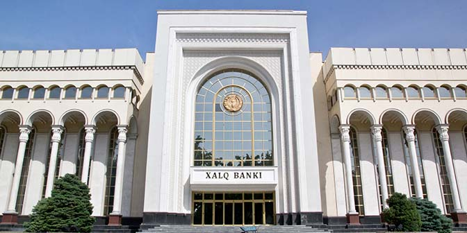 tashkent bank