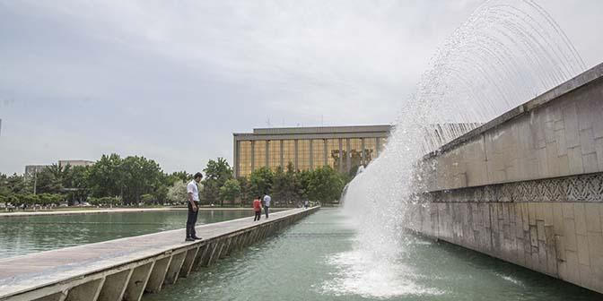 fontein tashkent