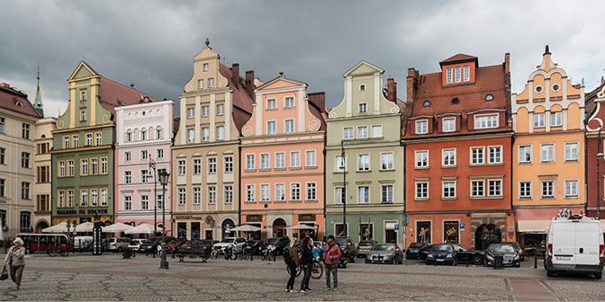 stedentrip wroclaw route polen