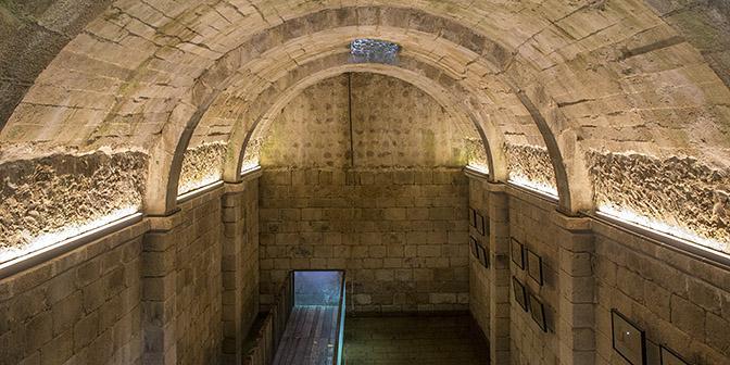 kelder kasteel sintra portugal