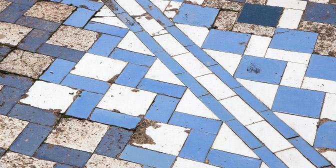 tegels palacio pena sintra portugal
