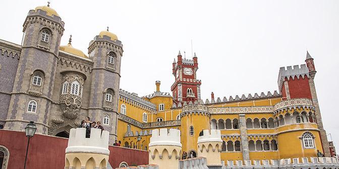 palacio nacional pena