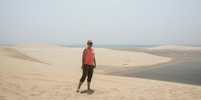 woestijn qatar