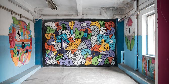 streetart boekarest