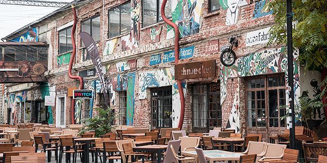 urban restaurant boekarest