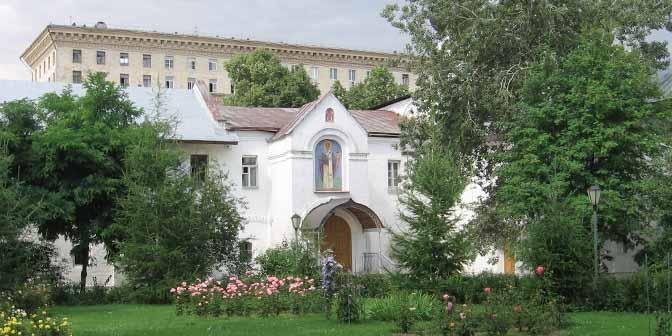 klooster moskou