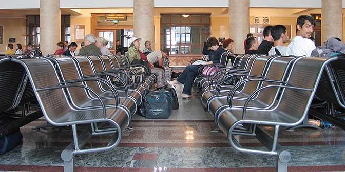 treinstation rusland