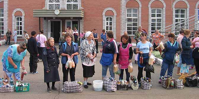 handel vrouwen rusland