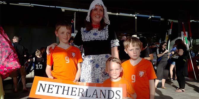 nederlanders saoedi arabie