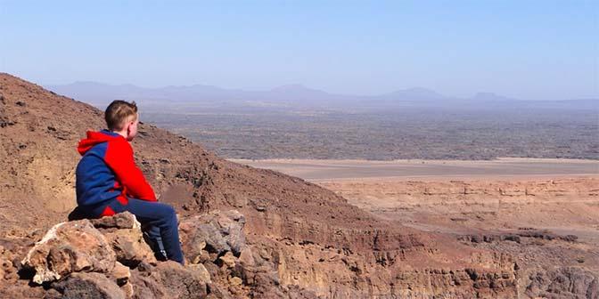 wabah krater saudi arabie
