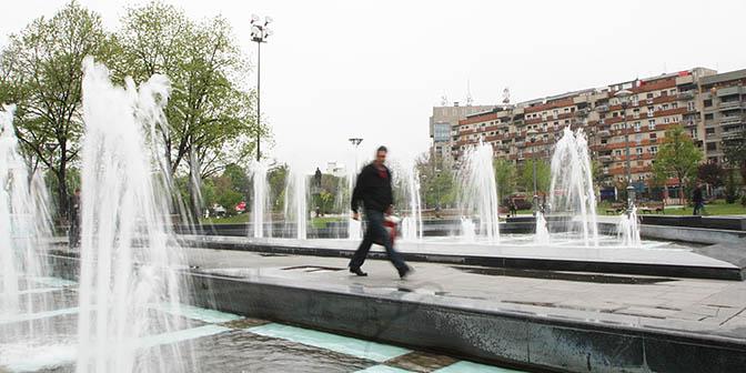 stadswandeling belgrado centrum