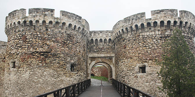 belgrado fort bezienswaardigheden