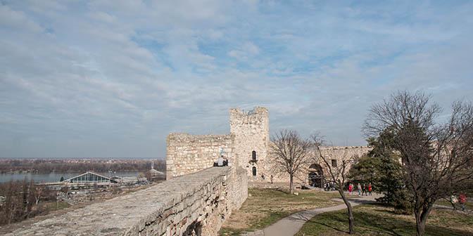 fort van belgrado