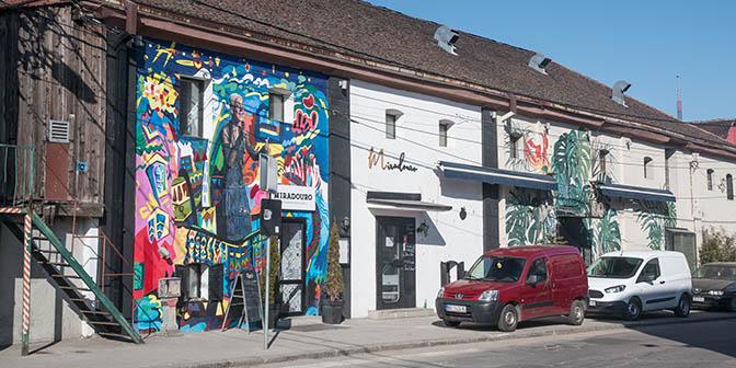 murals belgrado
