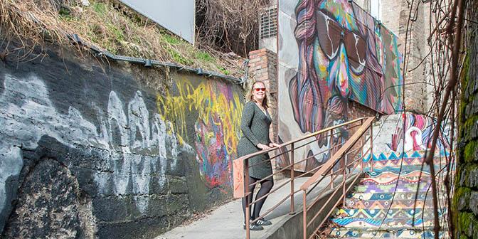 street art jenny