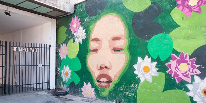street art servie