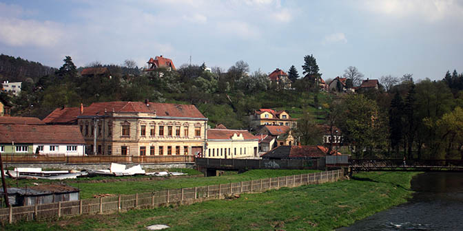 interrail tsjechie