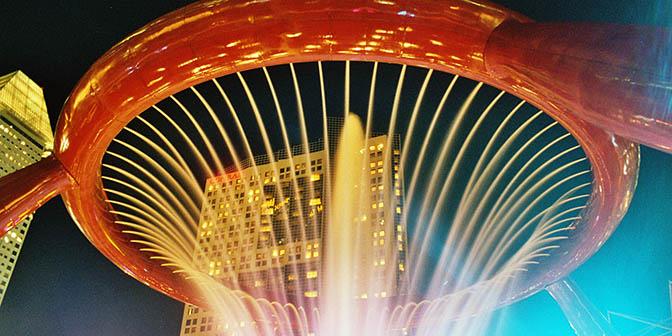singapore fontein