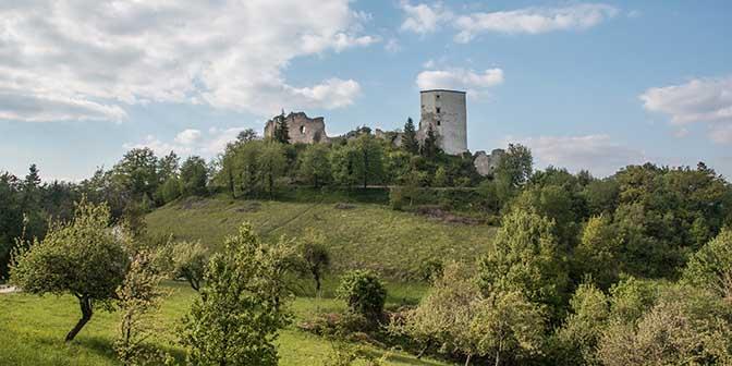 kasteel slovenie