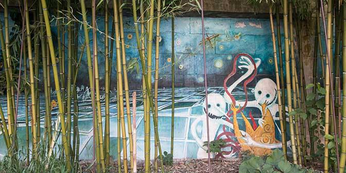 metelkova street art