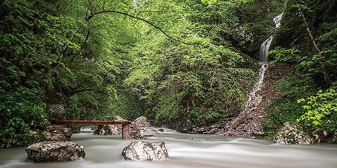 kozjak waterval